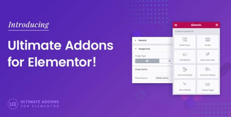 Ultimate Addons for Elementor v1.25.2 Premium Free