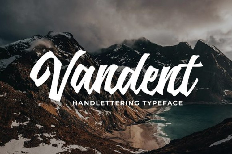 Download Vandent Font-r2r free download free download r2rdownload