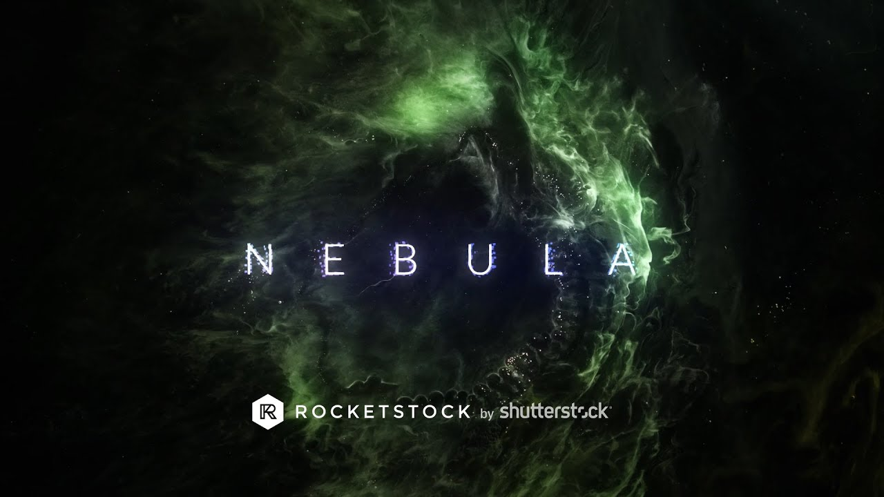 Nebula: 19 Free 4K Space Background Elements