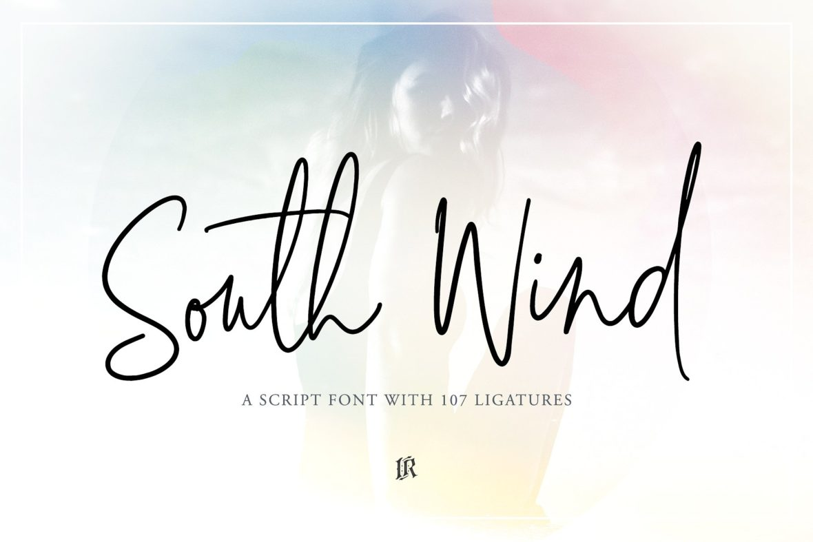 South Wind Font !